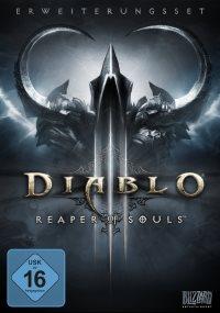 Diablo 3 - Reaper of Souls Cover
