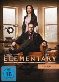 Elementary Staffel 1 - Cover