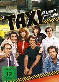 Taxi DVD Cover