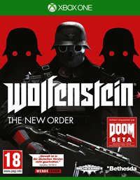 Wolfenstein Xbox One Cover