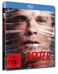 Dexter Blu-ray Cover