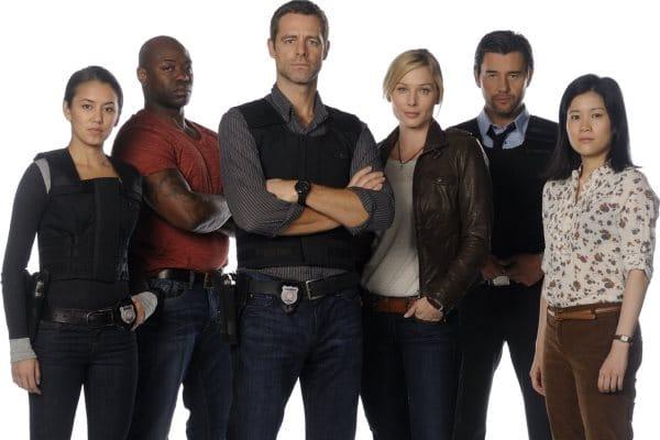 Cracked - Staffel 1, Team