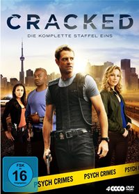 Cracked - Staffel 1, Cover
