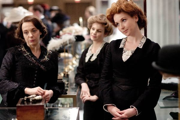 Mr. Selfridge - Staffel 1, Verkäuferinnen
