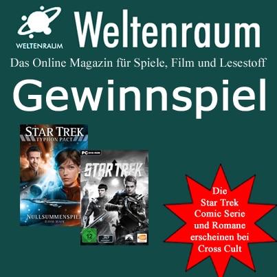 Gewinnspiel Star Trek 2015