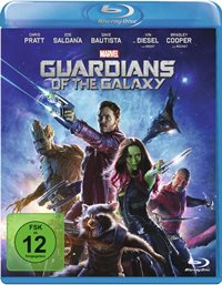 Guardians of the Galaxy - Cover
