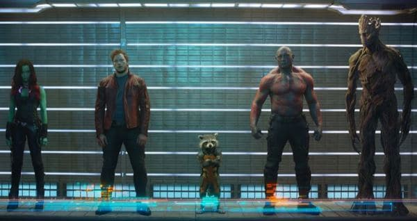 "Guardians of the Galaxy - Die ""Guten"""