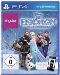 Singstar Die Eiskoenigin - Cover