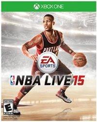 NBA Live 15 Cover