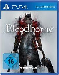 Bloodborne - Cover