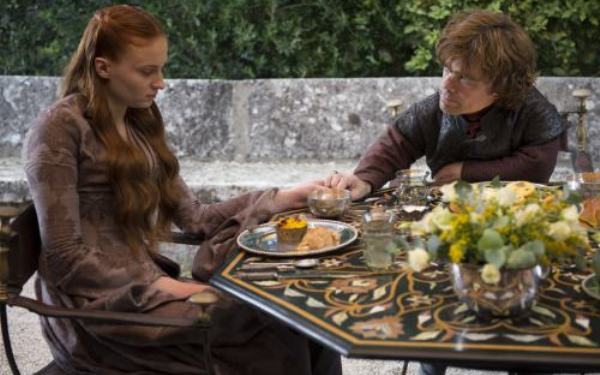 Game of Thrones - Die 4. Staffel - Sansa und Tyrion
