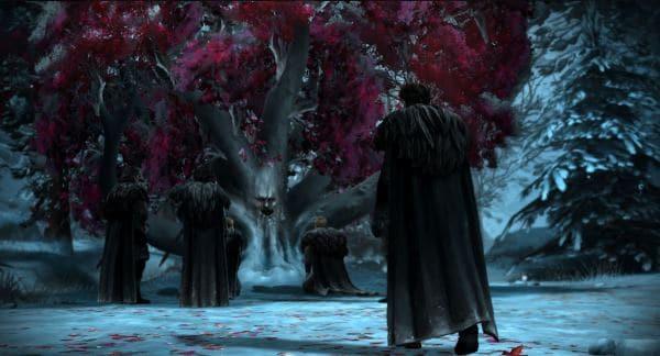 Game of Thrones Episode 3 - Nachtwache Treueschwur