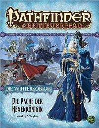 Winterkönigin - Die Rache der Hexenkönigin - Cover