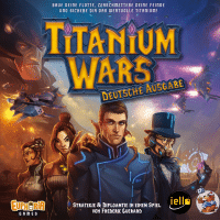 Titanium Wars - Cover