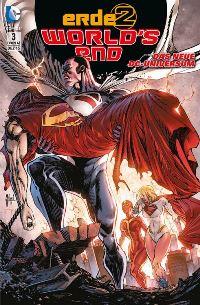 Erde Zwei: World's End #3, Rechte bei Panini Comics