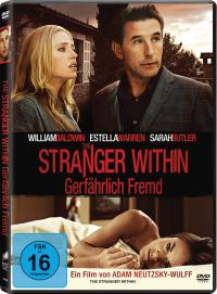 DVD Cover - The Stranger Within - Gefährlich Fremd, Rechte bei Sony Pictures Home Entertainment