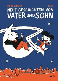 Comic Cover - Neue Geschichten von Vater und Sohn, Rechte bei Panini Comics
