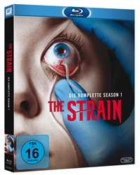 Blu-ray Cover - The Strain - Season 1 - Rechte bei Twentieth Century Fox