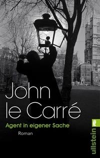 Buch Cover - Agent in eigener Sache, Rechte bei Ullstein Verlag