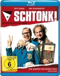 Blu-ray Cover - Schtonk!, Rechte bei Eurovideo