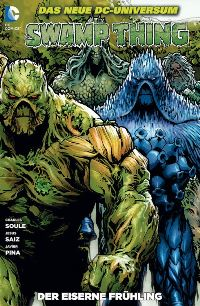 Comic Cover - Swamp Thing #7: Der eiserne Frühling, Rechte bei Panini Comics