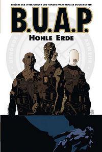 Cover - B.U.A.P. #1: Hohle Erde, Rechte bei cross cult