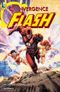 Comic Cover - Flash: Convergence, Rechte bei Panini Comics