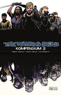 Comic Cover - The Walking Dead Kompendium 2, Rechte bei cross cult