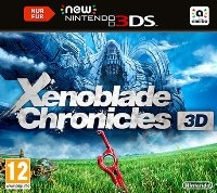 New 3DS Cover - Xenoblade Chronicles 3D, Rechte bei Nintendo