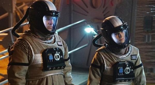 Castle - Staffel 7 - Castle+Beckett am Mars