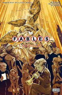 Comic Cover - Fables #26: Lebewohl, Rechte bei Panini Comics