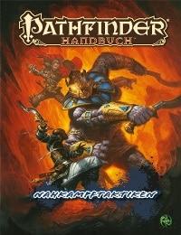 Rollenspiel Cover - Pathfinder Handbuch: Nahkampftaktik, Rechte bei Ulisses Spiele
