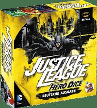Batman Set - Justice League: Hero Dice, Rechte bei Heidelberger Spieleverlage