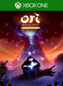 Xbox One Cover - Ori & The Blind Forest: Definitive Edition, Rechte bei Microsoft Studios