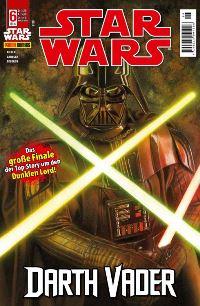 Comic Cover - Star Wars #6: Darth Vader, Rechte bei Panini Comics