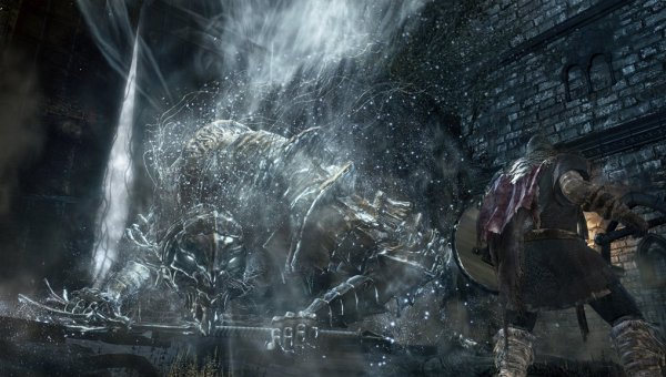 Dark Souls III - Kampf