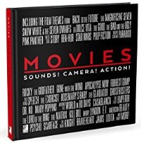 Buch Cover - Movies:Sounds.Camera.Action, Rechte bei earsbooks / Edel