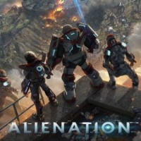 PS4 Cover - Alienation, Rechte bei Housemarque