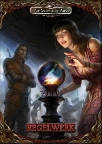 Cover - DSA5 Regelwerk, Rechte bei Ulisses Spiele