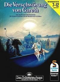 Cover vom Rollenspielabenteuer - Die Verschwörung von Gareth, Rechte bei Ulisses Spiele