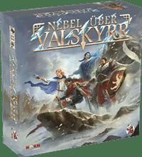 Brettspielschachtel - Nebel über Valskyrr, Rechte bei Heidelberger Spieleverlag