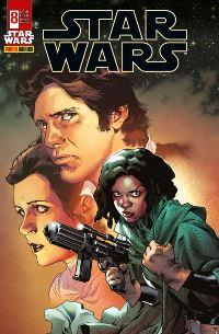 Comic Cover - Star Wars #8: Showdown auf dem Schmugglermond, Rechte bei Panini Comics