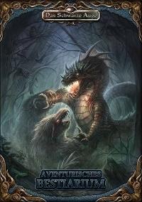 Cover Regelwerk - Aventurisches Bestiarium, Rechte bei Ulisses Spiele