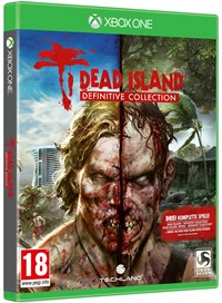 Xbox One Cover - Dead Island Definitive Collection, Rechte bei Deep Silver