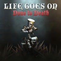 PS4 Cover - Life Goes On: Done to Death, Rechte bei Infinite Monkeys Entertainment