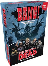 Brettspiel Schachtel - Bang! The Walking Dead, Rechte bei Heidelberger Spieleverlag