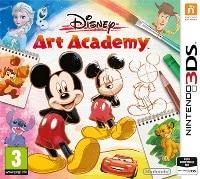 3DS Cover - Disney Art Academy, Rechte bei Nintendo