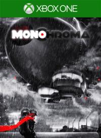 Xbox One Cover - Monochroma, Rechte bei Nowhere Studios