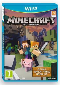 Wii U Cover - Minecraft: Wii U Edition, Rechte bei Nintendo