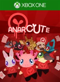 Xbox Cover - Anarcute, Rechte bei Anarteam